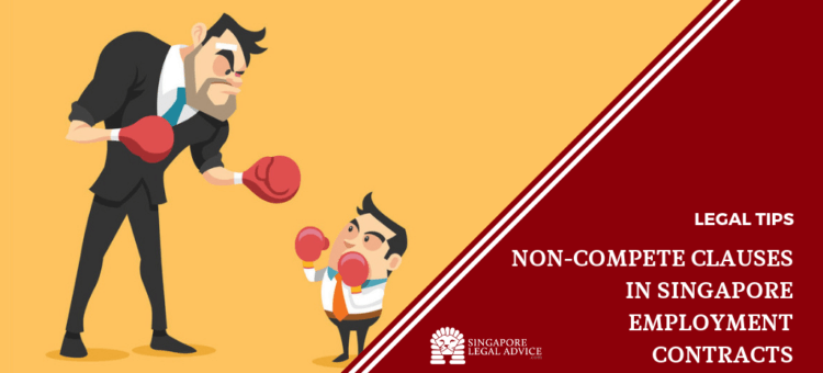 Non Compete Clauses In Singapore Employment Contracts