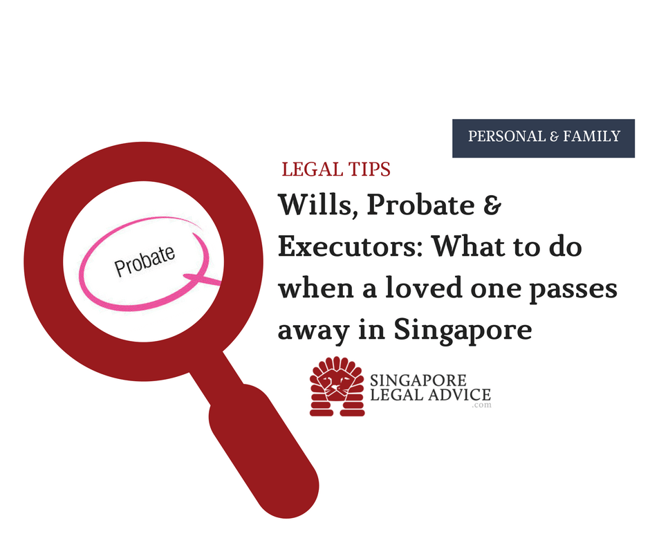 how to find out if a will is in probate