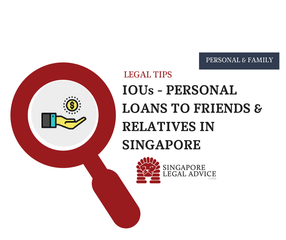 Legal Letter Template For Money Owed from singaporelegaladvice.com