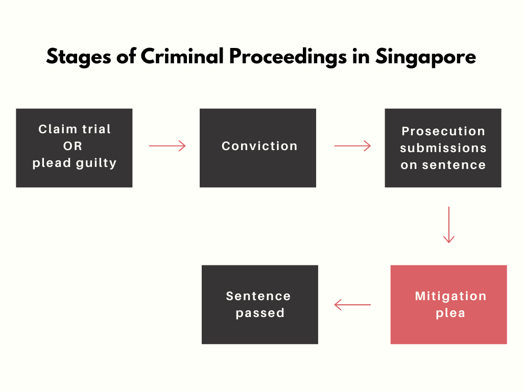criminal proceedings flowchart