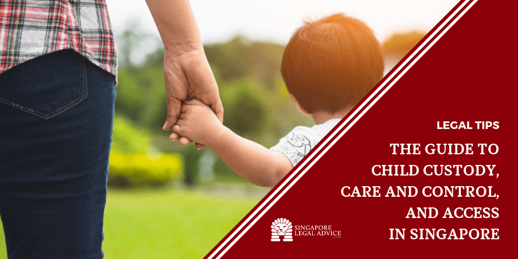 The Guide To Child Custody Care And Control And Access In