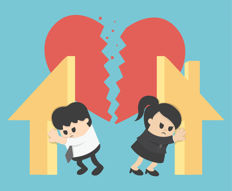 Separated, but living under the same roof | SingaporeLegalAdvice com