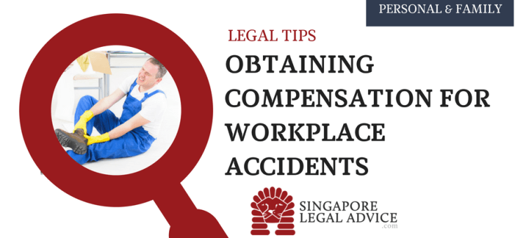 How To Obtain Work Injury Compensation For Workplace Accidents