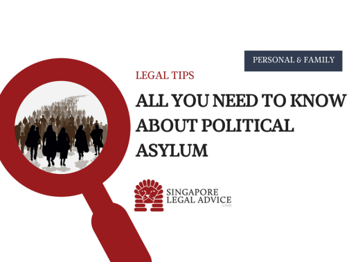 Political Asylum (legal news)