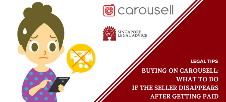Buying on Carousell: What to Do if the Seller Disappears