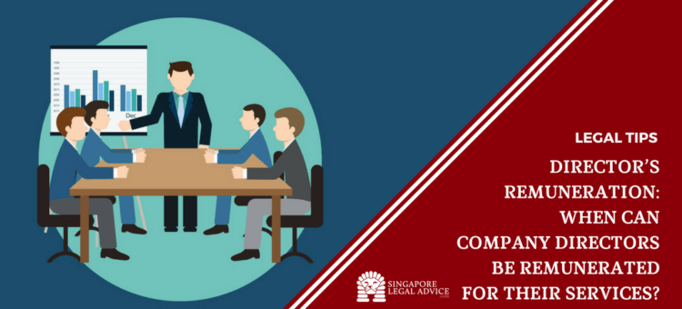 "Featured image for the ""Director's Remuneration: When Can Company Directors be Remunerated For Their Services?"" article. It features an ongoing board meeting."