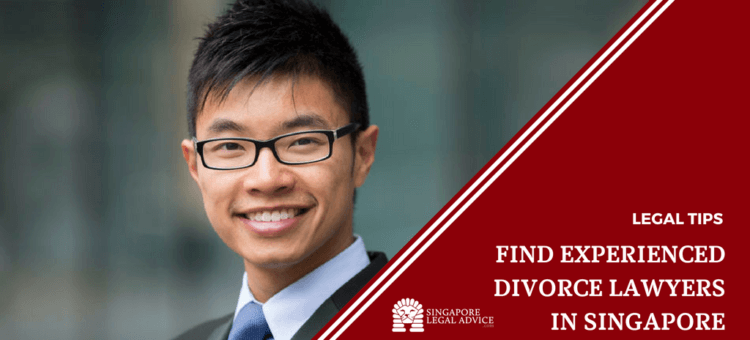 "Featured image for the ""Find Experienced Divorce Lawyers in Singapore"" article. It features a lawyer smiling at the camera."