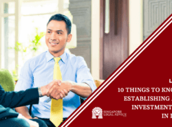 """Featured image for the """"10 Points to Know About Establishing a Foreign Investment Company in Indonesia"""" article. It features an Indoensian and asian businessman shaking hands."""