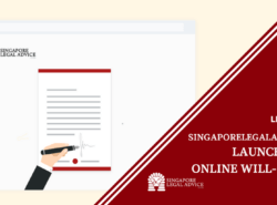 SingaporeLegalAdvice.com is launching WillMaker, a new online will-making service for individuals to write their own will without the hassle of visiting a lawyer.