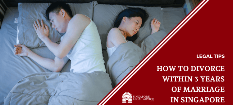 unhappy husband and wife facing opposite each other while sleeping