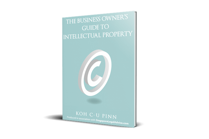 An e-book on Singapore intellectual property law by Koh C-u Pinn, produced in association with SingaporeLegalAdvice.com.