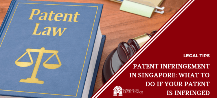 patent law book.