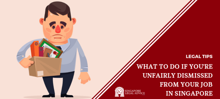 What To Do If Youre Unfairly Dismissed From Your Job In