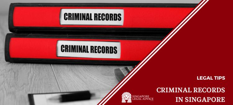 criminal record files