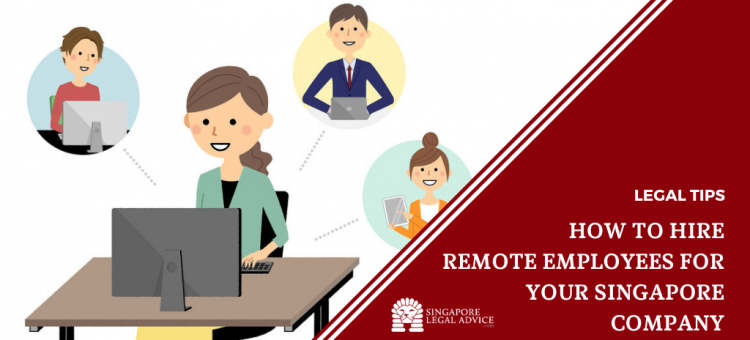 employees working remotely