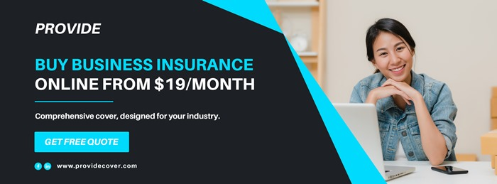 Provide - Buy Business Insurance From $19/Month