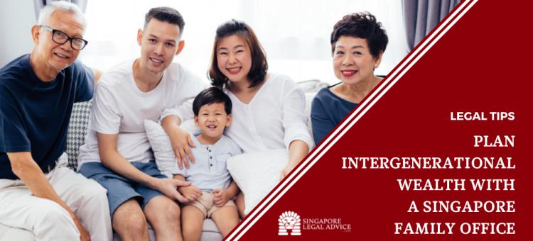 multigenerational asain family