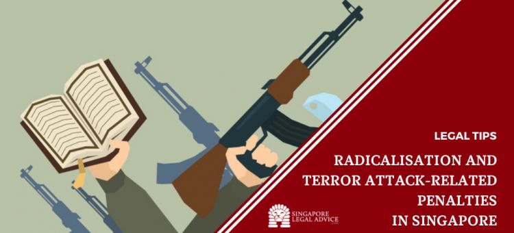 terrorists holding guns and manifesto